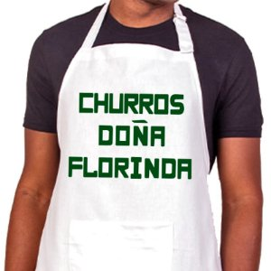 Churros Dona Florinda - Avental