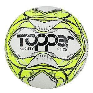 Bola Futebol Society Topper Slick 2020