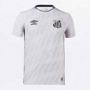 Camisa Masculina Santos Of.1 Umbro 2021 (Classic S/N)