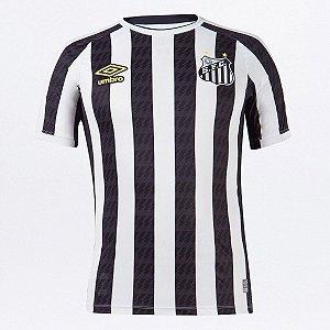 Camisa Masculina Santos Of. II  Umbro 2021 (Classic S/N)