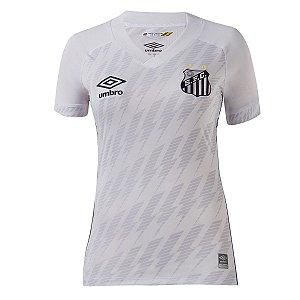 Camisa Feminina Santos I 2021 Umbro