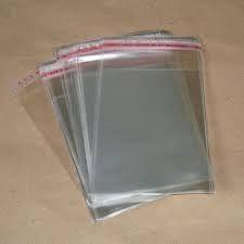 Saco adesivado c/ 100 pç 10x15
