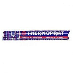 Papel Alumínio Rolo 30X7.5M - Thermoprat