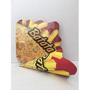Cones Para Batatinhas Fritas! c/ 100