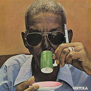 LP vinil - Cartola - Verde que te quero rosa