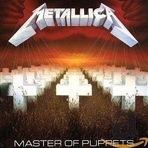 Vinil Metallica - Master of Puppets