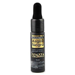 Hidratante Facial Fenzza Argila Negra 15ml