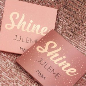 Paleta de Sombras Maika Shine Ju Leme
