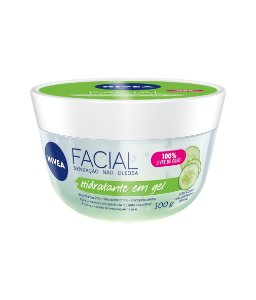 Hidratante em Gel Facial Nivea