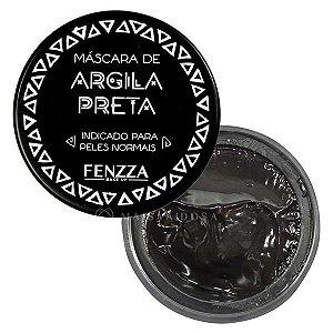 Máscara de Argila Preta Fenzza 30g