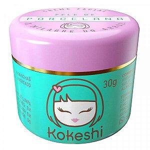 Creme Facial Pele de Porcelana Kokeshi 30g