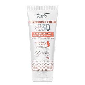 Hidratante Facial FPS 30 Pele Normal a Seca Tracta 50g