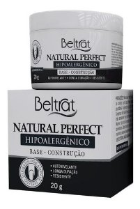 Gel Capa Base Beltrat Natural Perfect 20g