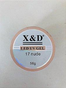 Gel Para Alongamento de Unhas X&D 56g
