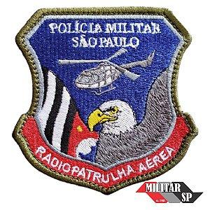 BRASÃO ÁGUIA CAVPM (ANTIGO GRPAE)