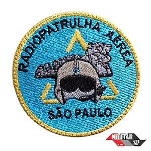 RADIOPATRULHA AÉREA SÃO PAULO (CAVPM)