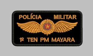 TARJETA ÁGUIA PILOTO OFICIAL (CAVPM)