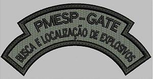 ISTEL BUSCA E LOCALIZAÇÃO DE EXPLOSIVOS (GATE)