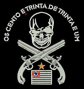 CAMISETA OS CENTO E TRINTA DE TRINTA E UM (NAVI MILITAR)