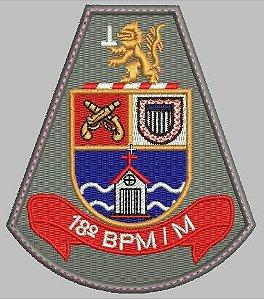 BRASÃO 18 BPM/M POLÍCIA MILITAR
