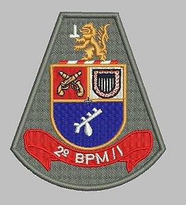 BRASÃO 2 BPM/I POLÍCIA MILITAR