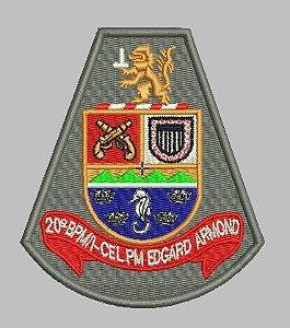 BRASÃO 20 BPM/I POLÍCIA MILITAR
