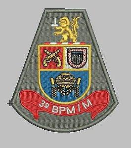 BRASÃO 3 BPM/M