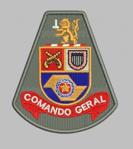 BRASÃO COMANDO GERAL (POLÍCIA MILITAR)