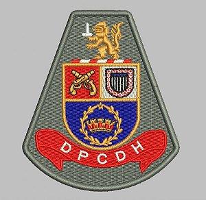 BRASÃO DPCDH POLÍCIA MILITAR