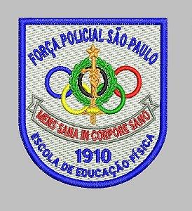 BRASÃO ESCOLA DE EDUCAÇÃO FÍSICA (POLÍCIA MILITAR)