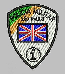 BRASÃO INTERPRETE INGLATERRA