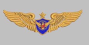 BREVE PATRULHEIRO (BORDADO MILITAR)