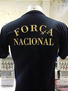 CAMISETA FORÇA NACIONAL