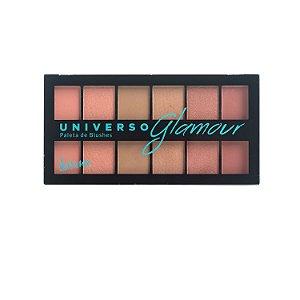 Paleta de Blushes Universo Glamour - Luisance