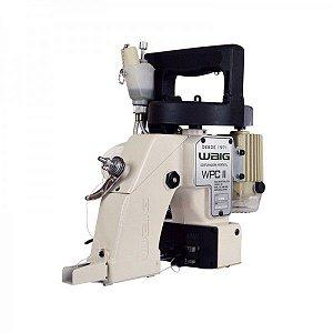 Máquina portátil para costura de sacaria WAIG WPC II - 220v