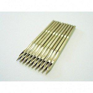 Agulha DNx1 #25 - Pacote com 10 agulhas