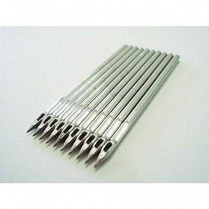 Agulha DPx17 #25  - Pacote com 10 agulhas