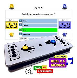 QI Max - Controlador + Licença de uso do software – QIM-02 - Equipes: Amarela e Azul