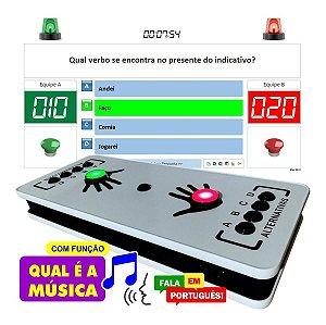QI Max - Controlador + Licença de uso do software – QIM-02 - Equipes: Verde e Vermelha