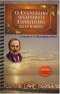 O Evangelho Segundo o Espiritismo (espiral)