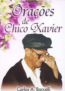 Orações de Chico Xavier (bolso)