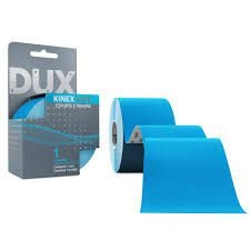 Fita Terapêutica Kinex Tape - DUX (cores variadas)