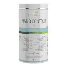 Gel Ultra Concentrado Nano Contour 1Kg  (exclusivo para profissionais habilitadas no método)