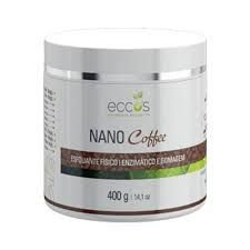 Esfoliante Nano Coffee 400g
