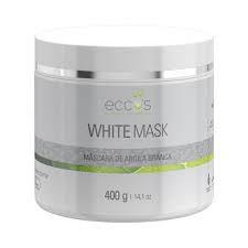 Máscara Argila Branca - White Mask 400g