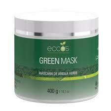 Máscara Argila Verde - Green Mask 400g