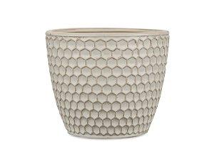 Cachepot Off Write em Ceramica G