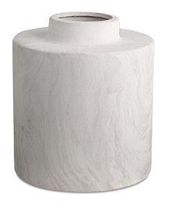 Vaso de marmore em ceramica G