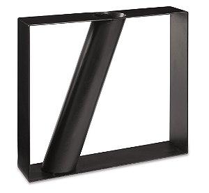 Vaso Geométrico em metal