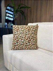 Almofada Decorativa Folhas